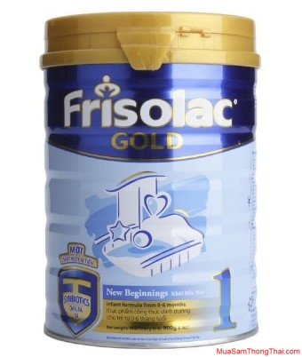 Sữa bột Friso Gold