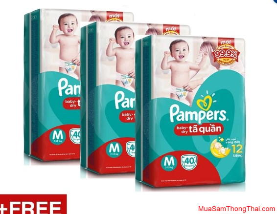 Bỉm Pampers