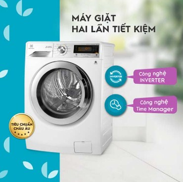 may giat electrolux