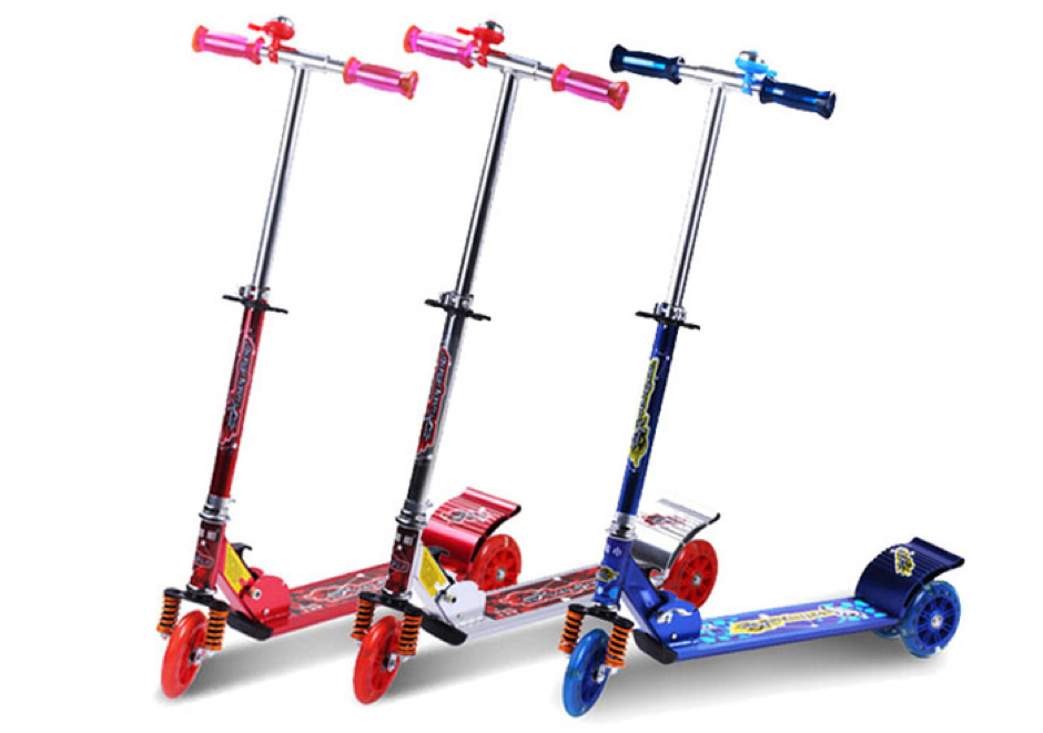 Lựa chọn xe Scooter for kid theo sở thích của trẻ